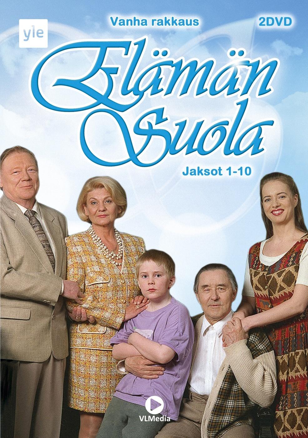 kotimaiset tv sarjat dvd